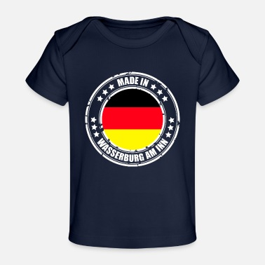 Inn WASSERBURG AT INN - Organic Baby T-Shirt