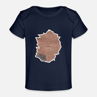 Belly belly - Organic Baby T-Shirt