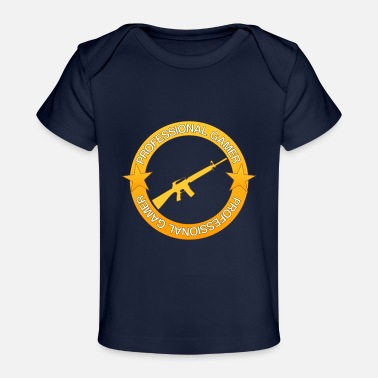 PROFESSIONAL GAMER - Baby bio-T-shirt