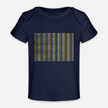 Strip strip - Baby bio-T-shirt
