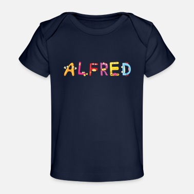Alfred Alfred - Organic Baby T-Shirt