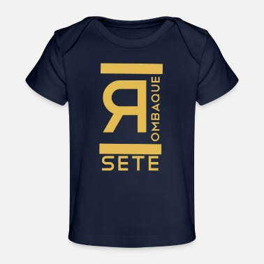 Set SETE Rombaque - Baby bio-T-shirt