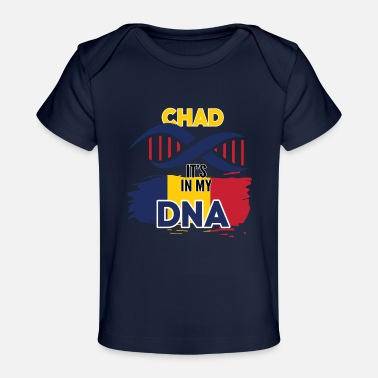 World Chad is in my DNA - Organic Baby T-Shirt