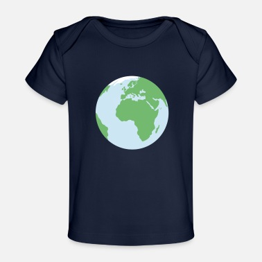 earth - Organic Baby T-Shirt