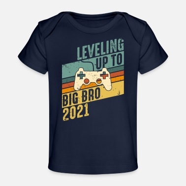 Mise à niveau de Big Brother 2021 - Big Brother Gamer - T-shirt bio Bébé