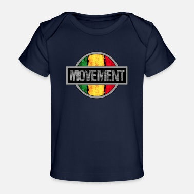 Movement Reggae Movement - Baby Bio-T-Shirt