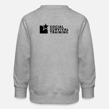 Social Survival Training - Kinder Premium Pullover