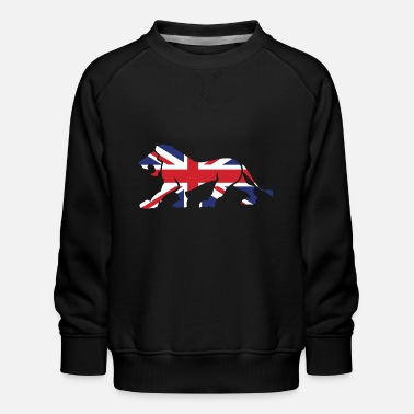Gb GB Lion - Kids' Premium Sweatshirt