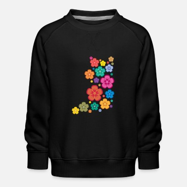 New Age New Age Flower Power - Kinder Premium Pullover