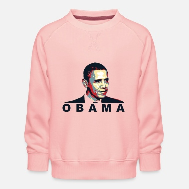 Obama obama - Sweat ras-du-cou Premium Enfant