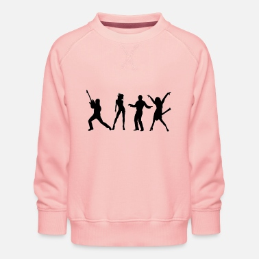 Band bandes - Sweat ras-du-cou Premium Enfant