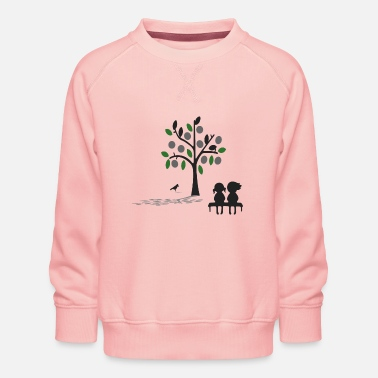 Tree1 - Kids' Premium Sweatshirt