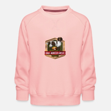 Wingshooter small_munsterlander - Kids' Premium Sweatshirt