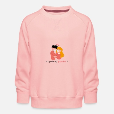 will you be my quarentine? - Kinder Premium Pullover