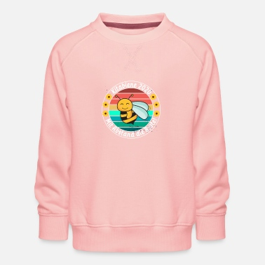 Kita Kita T-shirt Start of Kita Bienchen Kita children - Kids' Premium Sweatshirt