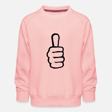 Thumbs Thumbs - Kids' Premium Sweatshirt