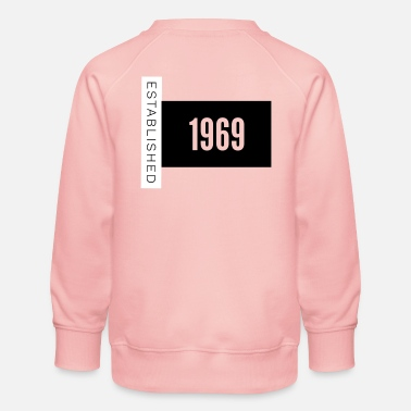 Established Established 1969 - Kinderen premium sweater