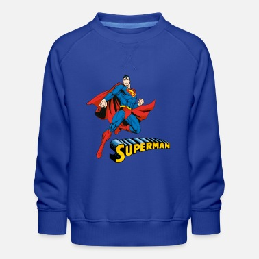 Superman Move Pose - Kinder Premium Pullover