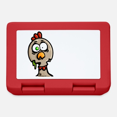 POPELI Zombie Chicken - Lunch box
