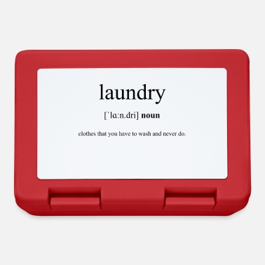 Laundry Laundry - Lunchbox