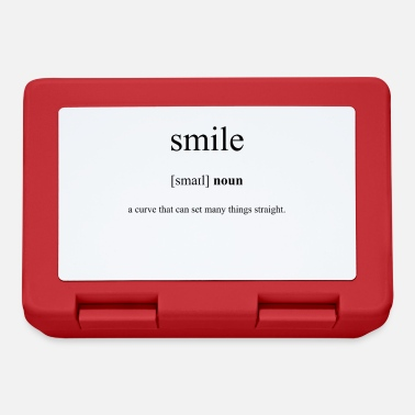 Smile Smile (smile) - Lunchbox