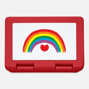 Rainbow Warriors RowiRainbow - Lunchbox