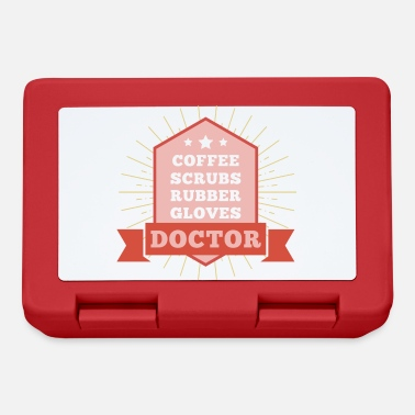 The Doctor Doctor Doctor Medical Doctor Funny Gift - Lunchbox