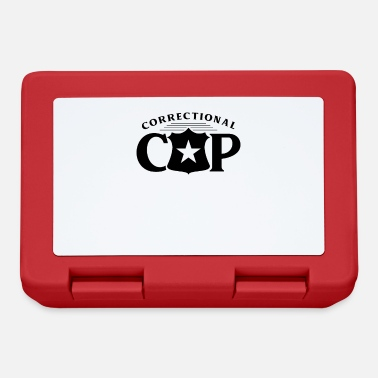 Proud Correctional Officer - Lunchbox