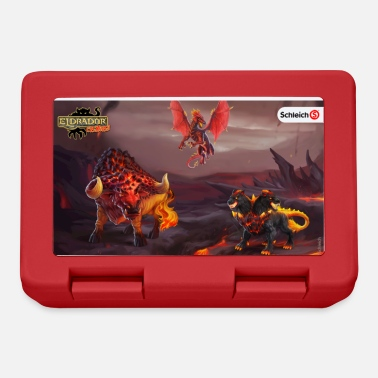 Schleich Eldrador Lava Fighters Lunch Box - Lunch box