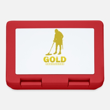 Gold Prospector Gold prospector precious metal - Lunchbox