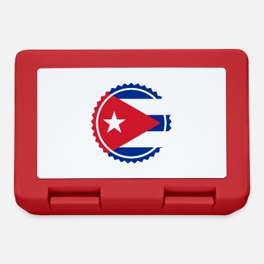 Comunismo Cuba Cuba Flag National Havana Gift - Lunch box