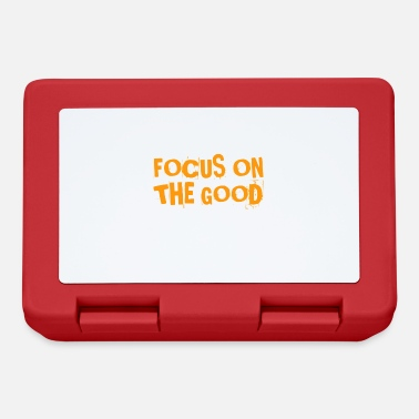 focus on the good - Lunchbox