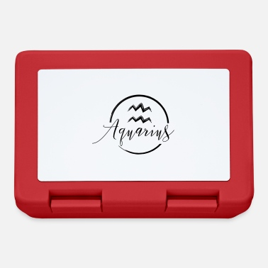 Horoscope Horoscope Aquarius - Lunchbox