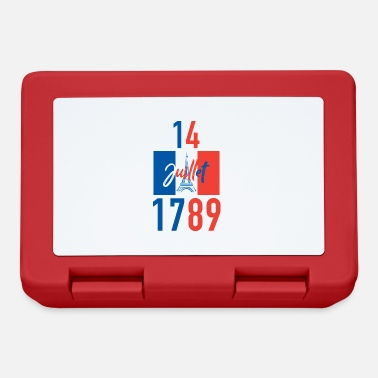 Paris July 14, 1789, The storming of the - Lunchbox