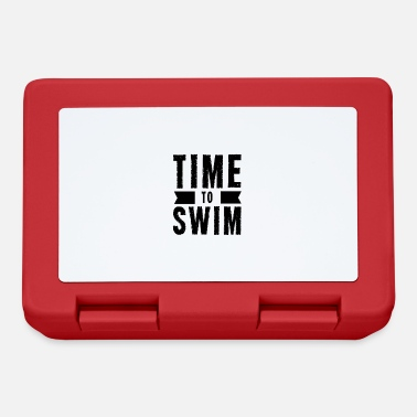 Swimmer Swimming swimmer swimmer - Lunchbox