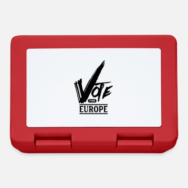 Eu EU election - Lunchbox