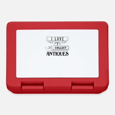 Antiques Hobby Antique Collection Collectors Collecting Antiques Hobbies - Lunchbox