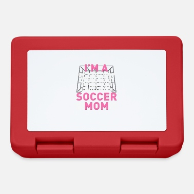 Search Proud Soccer Mom Doing Everything for Playing Kids - Lunchbox
