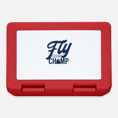 Association fly fishing - Lunchbox