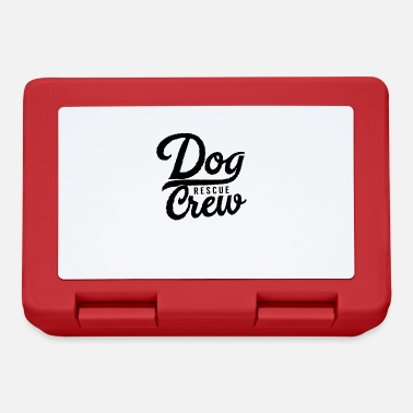 Love You Dog rescue rescue dog rescue street dog team - Lunchbox