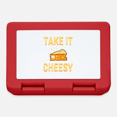 Found Take It Cheesy Cheese Crazy Preference - Lunchbox