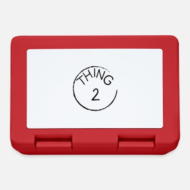 Thing Thing 2 - Lunchbox