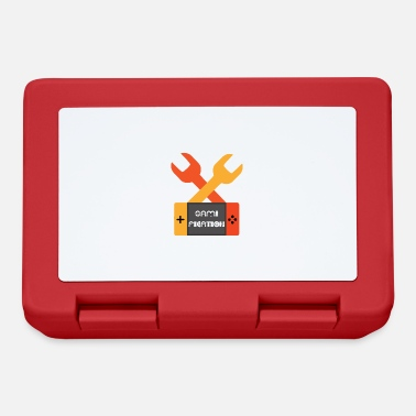 Handheld Gamification handheld tools - Lunchbox