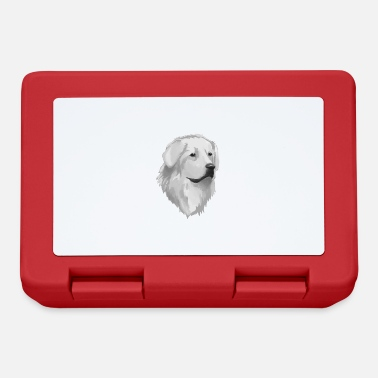 Pyrenees Great Pyrenees Dog - Lunchbox
