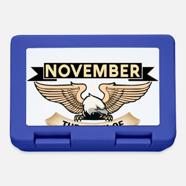 Born In November BORN IN NOVEMBER - Lunchbox