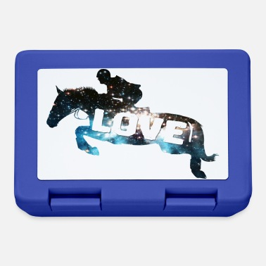 RIDING LOVE HORSES - Lunchbox