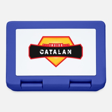 Catalan Catalan Inside - Lunchbox