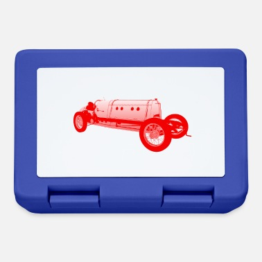 1920s 1920s racing cars - Lunchbox