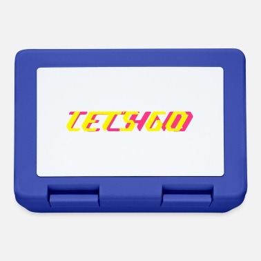 Electronica let's go techno - Lunchbox
