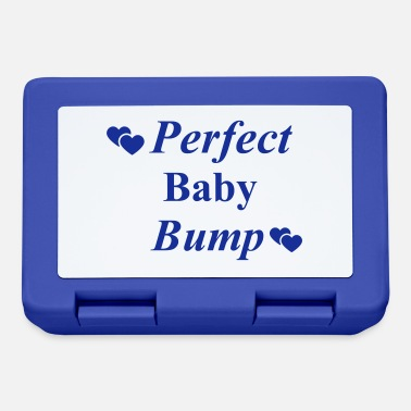 Baby Bump Perfect Baby Bump blue - Lunchbox